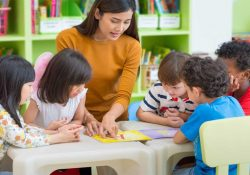 Nursery Education - Benefits for Children at an Early Age