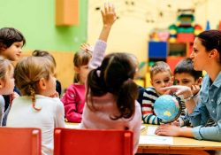 Why Send Your Child To A Nursery School?